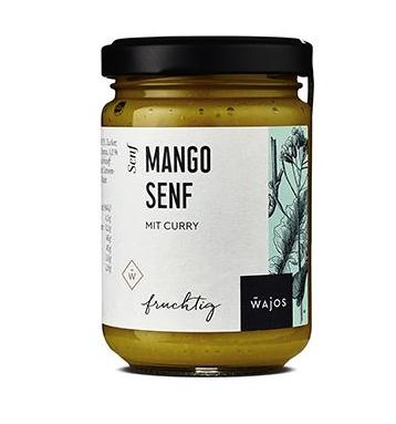 Mango Senf mit Curry