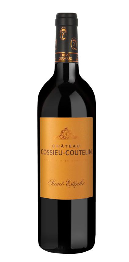 Chateau Cossieu-Coutelin Saint Estephe 0,375 l