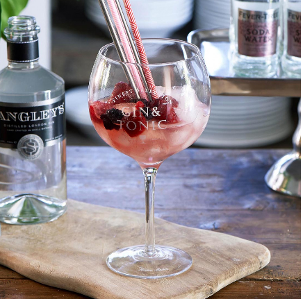 RIVIERA MAISON Finest Selection Gin & Tonic Glass