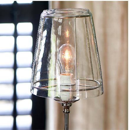Fulton Glass Lampshade