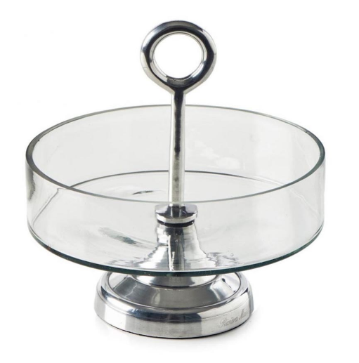 """St. James Street"" Serving Stand, Riviera Maison"
