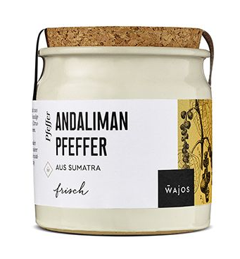 Andaliman Pfeffer
