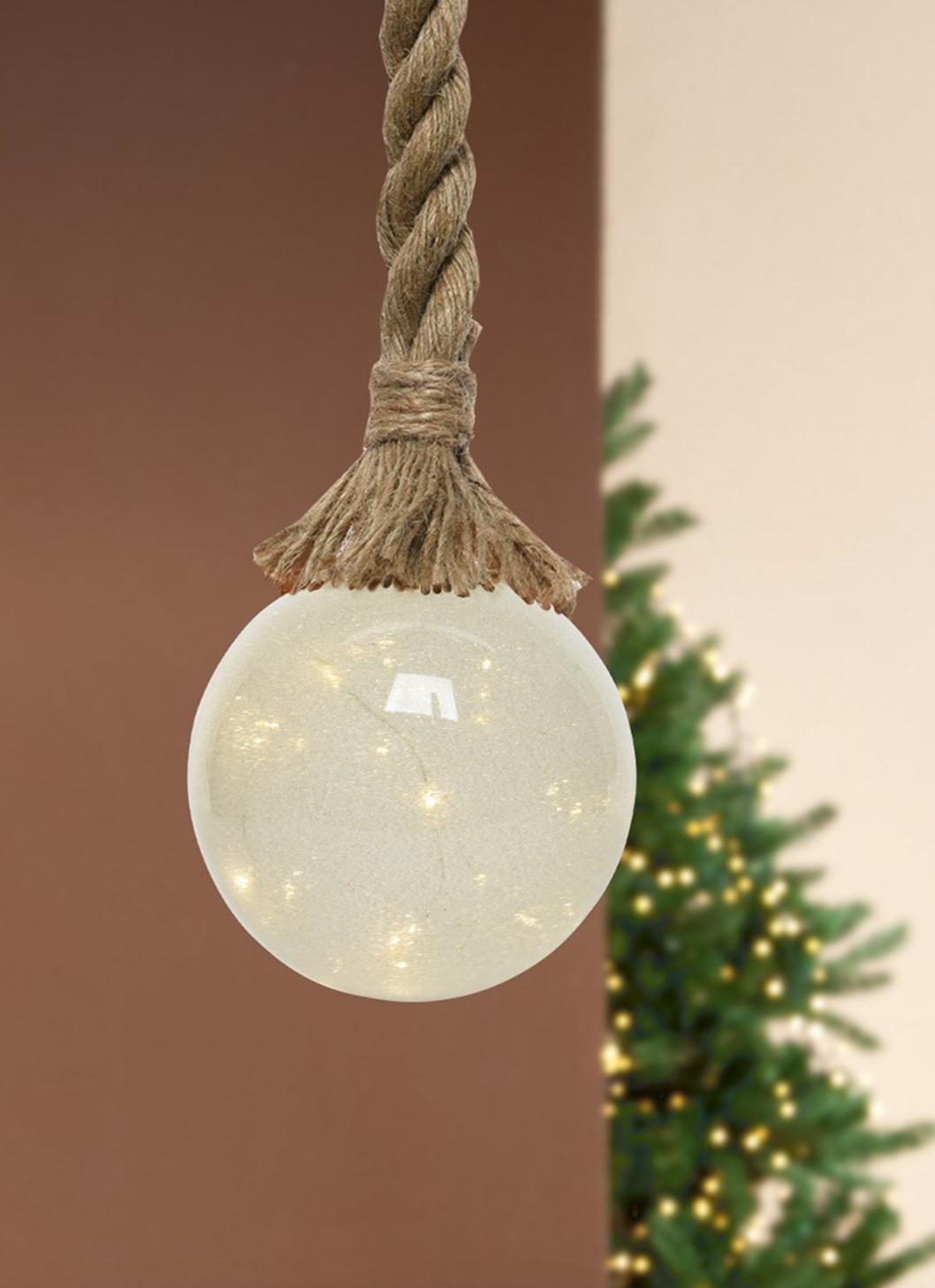 """15-LED Seil-Lampe """"Frosty"""""""