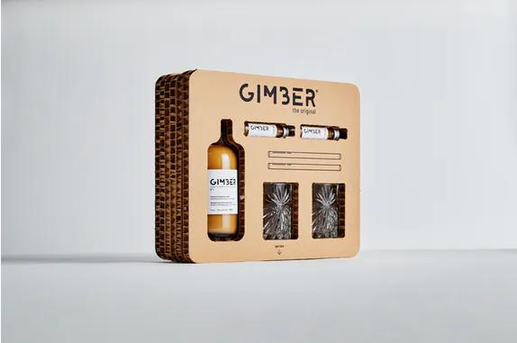 Gimber Geschenkbox