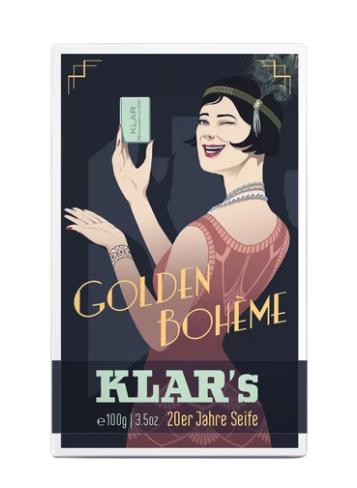 20er Retro Seife Golden Bohème