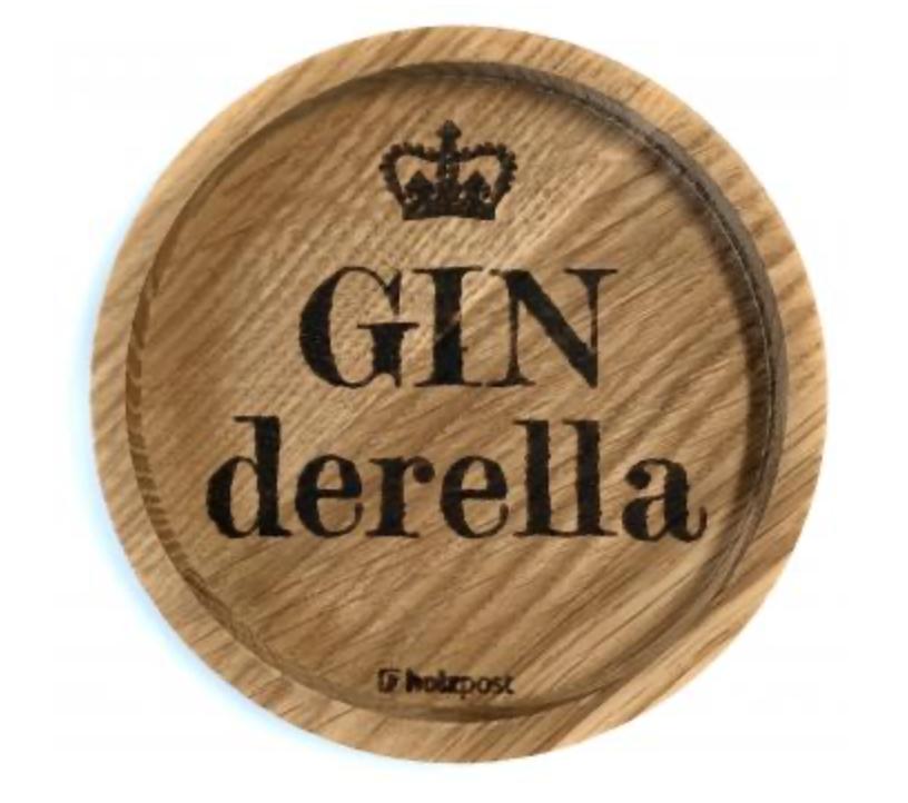 Untersetzer #GINderella