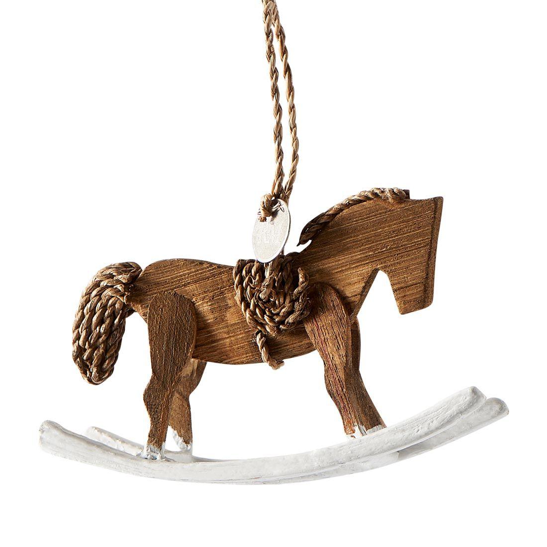 "RIVIERA MAISON ""Christmas Hanger Rocking Horse"""