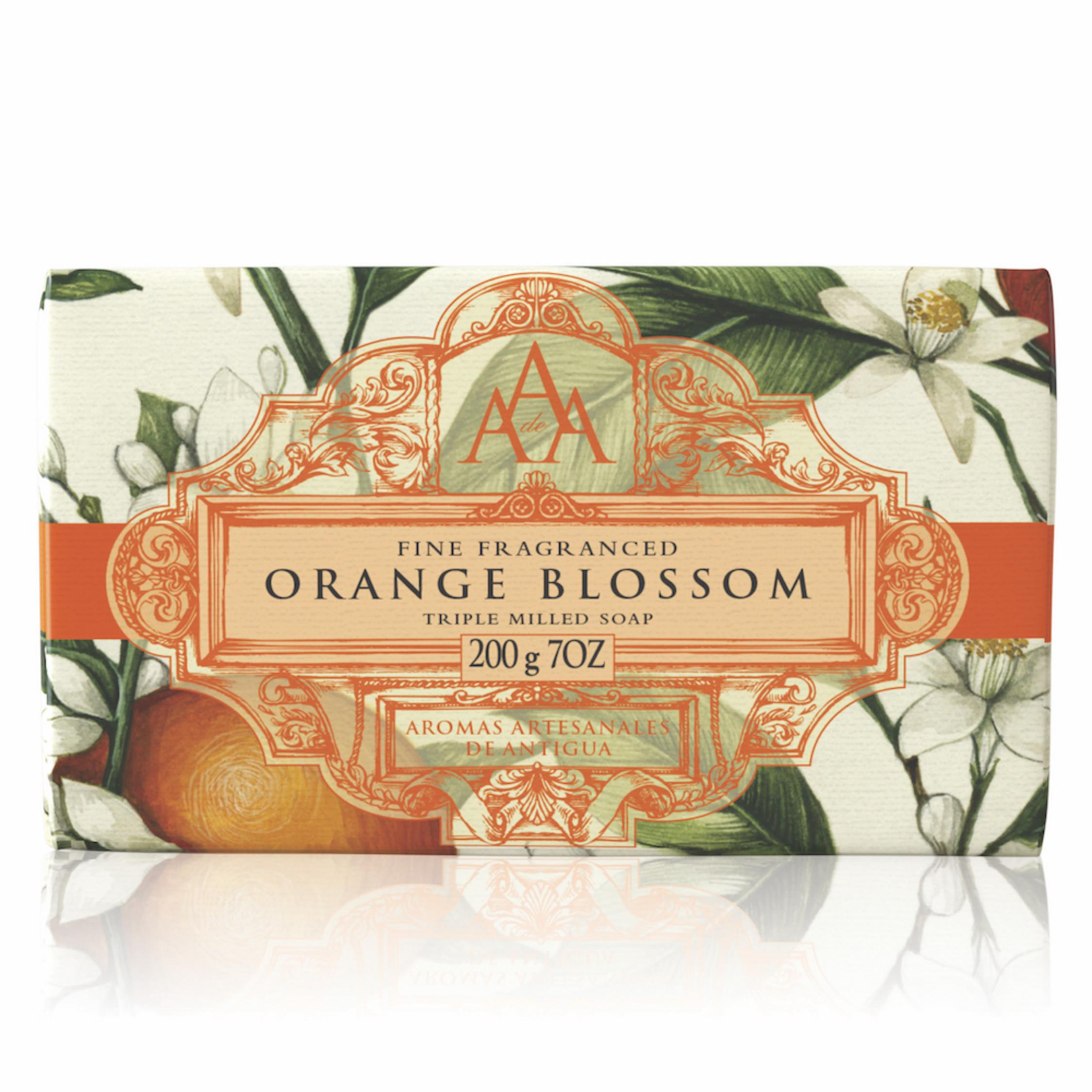 Orange Blossom Duftseife