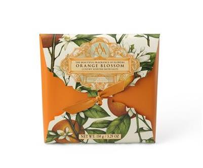 Orange Blossom Badesalz