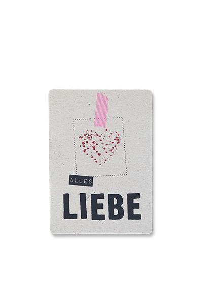 """Alles Liebe"""