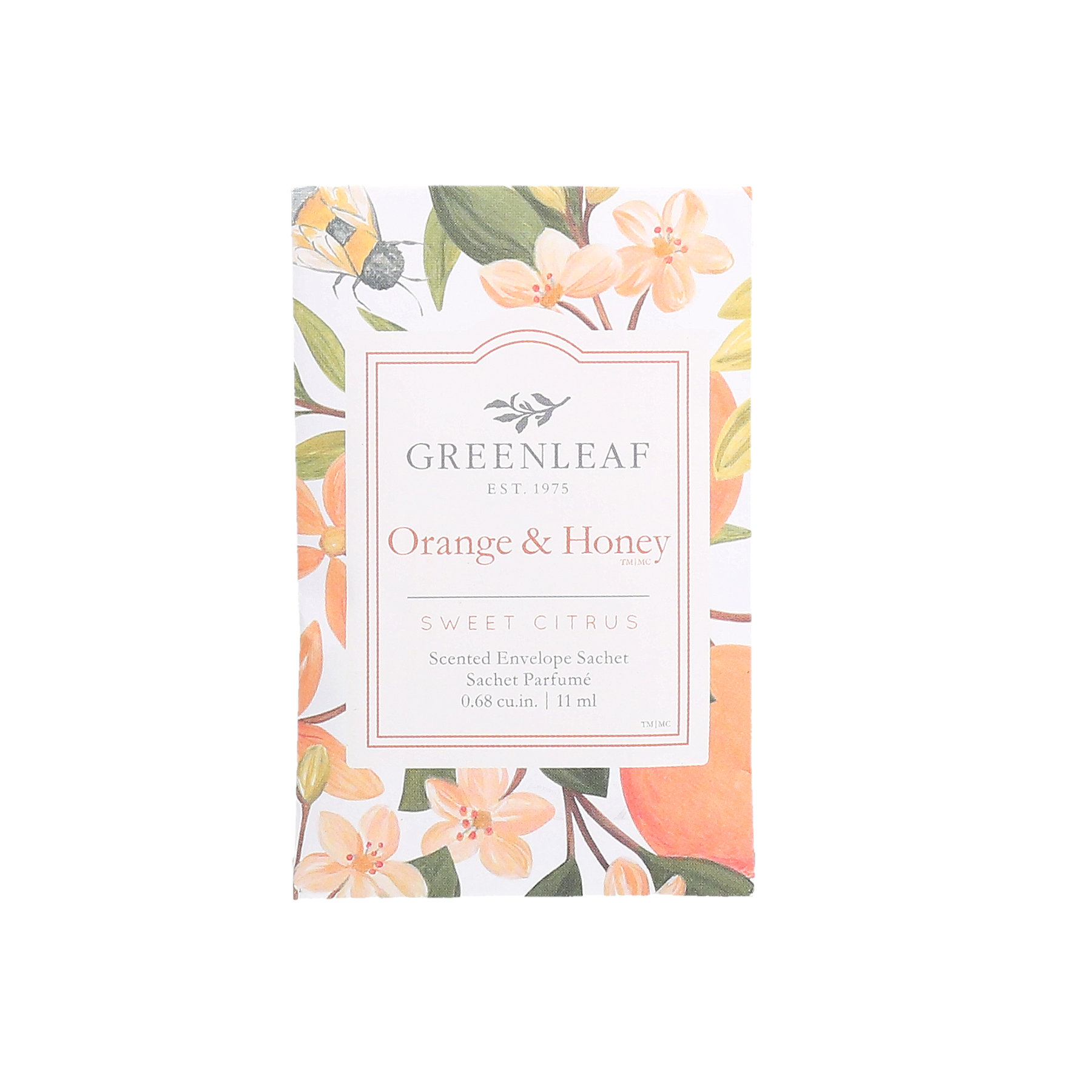 Orange & Honey Duftsachet (klein)