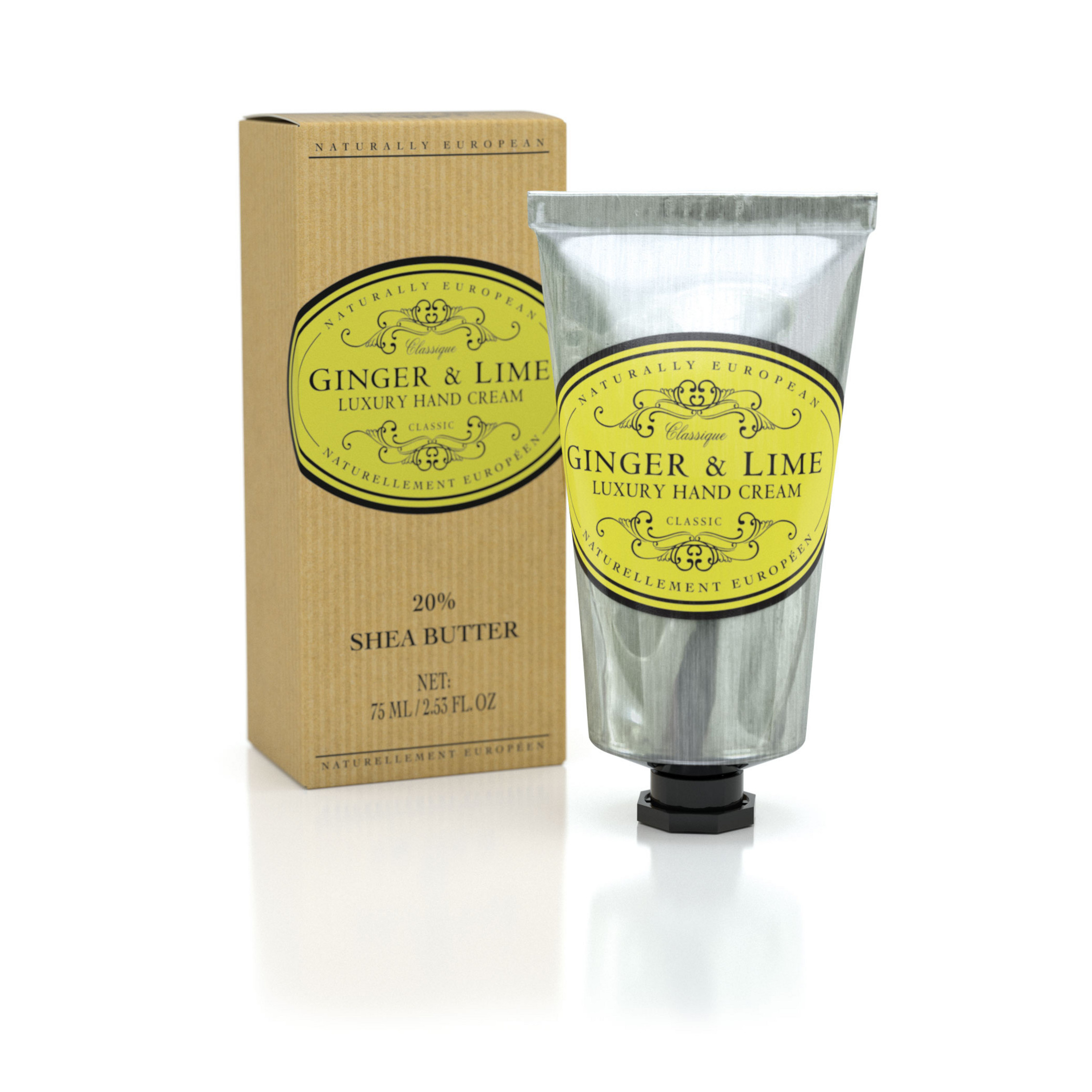 Ginger & Lime Handcreme