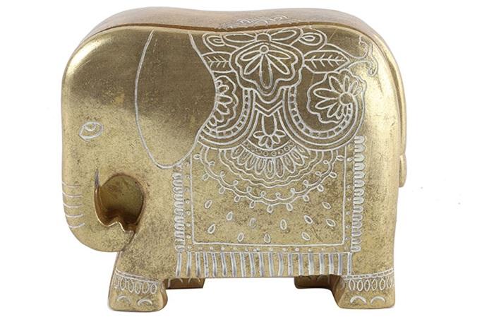 Aufbewahrungsbox Elefant