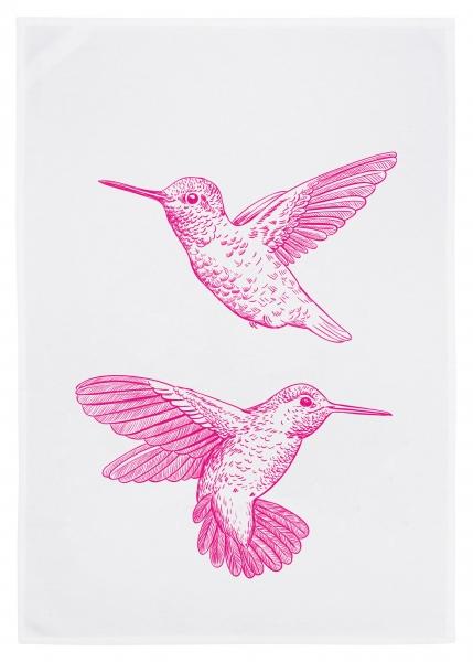 "Geschirrtuch ""Kolibri"""