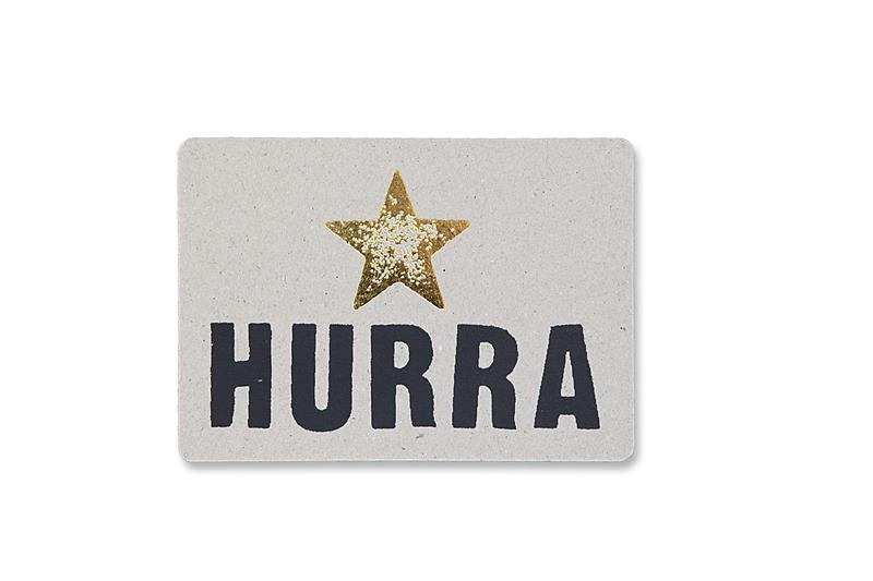 """""""Hurra"""""""