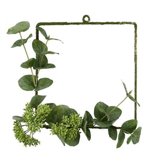 Deko Hänger mit Eukalyptus+Allium