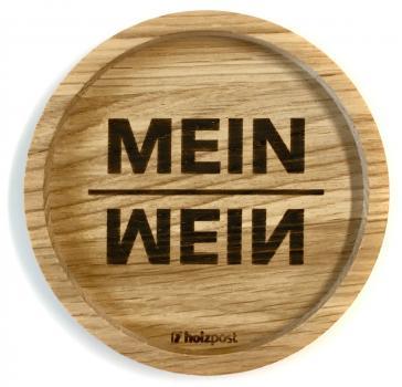 Untersetzer #Mein Wein