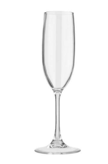 Sektglas (Acryl)
