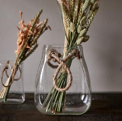 """Vase """"Florale Bag"""", M"""