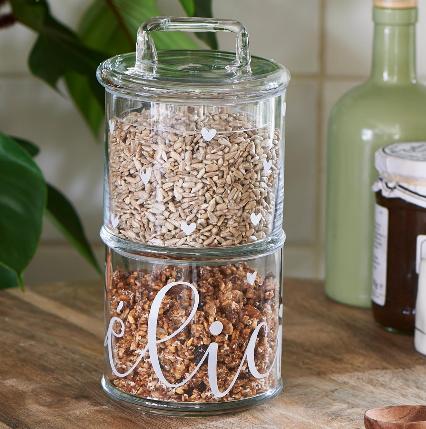 RIVIERA MAISON Délicieux Storage Jar (2 teilig)