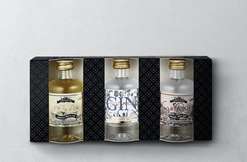 Gin Set 3x40ml