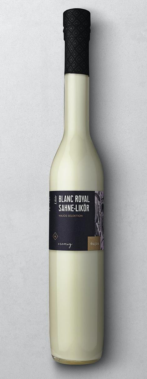 Blanc Royal Sahne-Likör