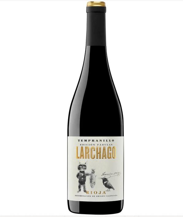 Bodegas Larchago Fabulas Rioja Tempranillo DOC